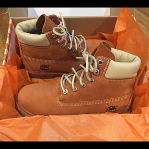 Special addition Thanksgiving Dinner Timberlands